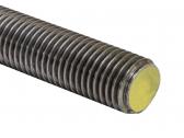Závitová tyč DIN 976-1, pevnosť 8.8, dĺžka 1m, pozinkovaná