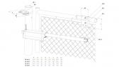 LOCINOX SAMSON-2 hydraulický samozatvárač