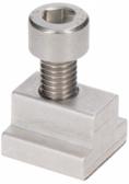 Zarážka nylonového hrebeňa pre hliníkový C-profil