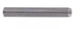 Nerezový spájací kolík pre spájanie hliníkového C-profilu - ryhovaný