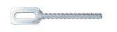Držiak plotového poľa priamy na chemickú kotvu, pre vrták ø 10mm