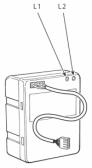 NICE PS124 - záložná batéria pohonu s integrovaným dobíjaním