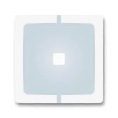 NICE NiceWay WM001C - jednokanálové tlačidlo na obsluhu jedného pohonu