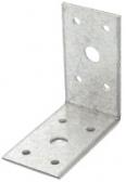 Statický uholník s otvormi bez výstuže pravidelný 40mm