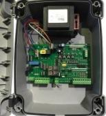 NICE Mindy A6F - riadiaca jednotka pre dva 230V motory