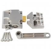 NICE MEA3 - pákové odblokovanie s kľúčom pre pohony M-Fab, L-Fab, B-Fab