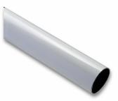 NICE WA3 - biele trubkové hliníkové rameno 70x4250mm