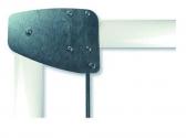 NICE XBA11 - zalamovací kĺb pre ramená XBA14 a XBA14 pre nízke inštalácie