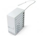 NICE Tag TTX4 - zapustený štvorkanálový vysielač s napájaním 230V