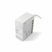 NICE Tag TT2D - miniatúrna riadiaca jednotka so zabudovaným prijímačom pre diaľkové ovládanie 230V svetiel
