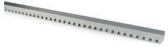 NICE ROA81 - ozubený hrebeň oceľový zinkovaný pre RUA12