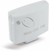 NICE OXIFM - štvorkanálový zásuvný prijímač 868,46 MHz