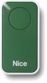 NICE Era Inti INTI1G – jednokanálový diaľkový ovládač pre pohony NICE zelený