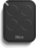 NICE Era Flor FLO4RCE - štvorkanálový ovládač s plávajúcim kódom 433,92 MHz a sekvenčným kódovaním