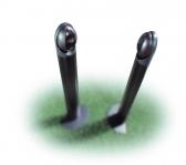 NICE COB - hliníkový stĺpik pre fotobunku BF výšky 50cm