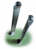 NICE COS - hliníkový stĺpik pre fotobunku FE-FEP výšky 100cm