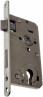 Zámok do bránky s oválnym predkom pre zapustenie 80mm