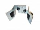 Vrchný nastaviteľný doraz brány - šírka 90-150mm