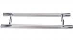Nerezové madlo na dvere/sklo(8-12mm), predĺžené