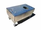 Univerzálny podstavec pre pohon, výškovo nastaviteľný (70 - 140 mm)