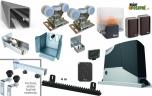 SADA pre výrobu samonosnej posuvnej brány do 4,5 m s pohonom NICE