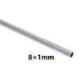 Hliníková trubka 8x1mm