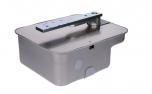 NICE MFABBOXI - nerezový základový box pre pohony NICE M-Fab, INOX