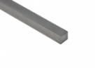 Nerezový štvorhran 10x10mm, bez povrchovej úpravy