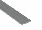 Nerezová plochá tyč 50x5mm (pásovina), brúsená nerez