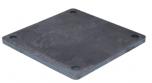 Univerzálna platňa s otvormi 14mm, rozmer 250x250x10 mm