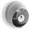 NICE MoonKey MOSE - kľúčový spínač s jednoduchou vložkou, povrchová montáž