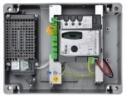NICE Moonclever MC424L - riadiaca centrála pre 24V pohony krídlových brán rodiny Wingo