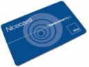 NICE MOCARD - bezdotyková karta pre čítačky MOM, MOMB