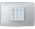 NICE NiceWay Opla-R - obal na tlačidlá NiceWay v tvare obdĺžnika