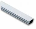 NICE WA1 - biele hliníkové rameno 36x73x4250mm