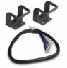 NICE TNA9 - prídavný kábel a konzoly pre upevnenie záložného zdroja NICE PS324 na stenu