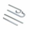 NICE TNA6 - pár štandardných zahnutých teleskopických ramien pre pohony NICE Ten