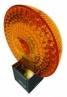 NICE Moonlight ML - oranžový 230V maják pohonu brány