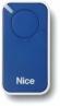 NICE Era Inti INTI1B – jednokanálový diaľkový ovládač pre pohony NICE modrý