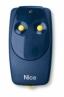 NICE BT2K - dvojkanálový ovládač s individuálnou frekvenciou