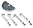 NICE PCB - základová platňa pre stĺpiky COB, COS, COF
